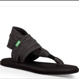 Sanuk Yoga Sling Sandals Sz 10